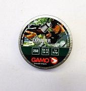 Diabolky Gamo Expander 5,5mm 250 ks plechová dóza