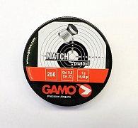 Diabolky Gamo Match 5,5mm 250 ks plechová dóza