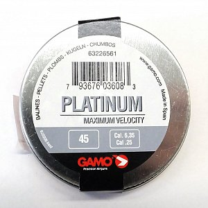 Diabolky GAMO Platinum 6,35mm - 1