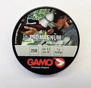 Diabolky Gamo Pro Magnum 5,5mm 250 ks plechová dóza