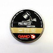 Diabolky Gamo Pro Match 4,5mm 500 ks plechová dóza