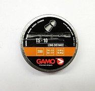 Diabolky Gamo TS 10 4,5mm 200 ks plechová dóza