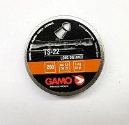 Diabolky Gamo TS 22 5,5 mm 200 ks plechová dóza