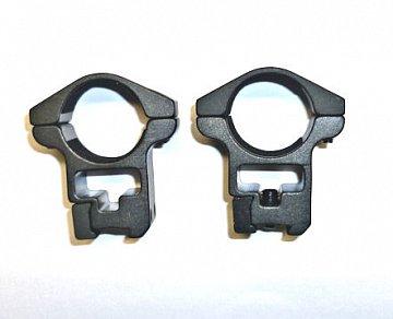 Montáž Gamo 25,4 mm vysoká - 1