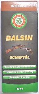 Pažbový olej Ballistol Balsin 50ml - 1