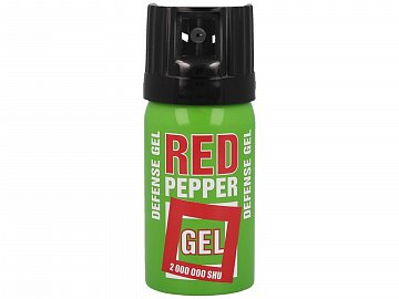 Pepřový sprej Defense Nato Red Pepper Gel 2000000 - 1