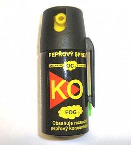 Pepřový sprej KO FOG 50 ml - 1