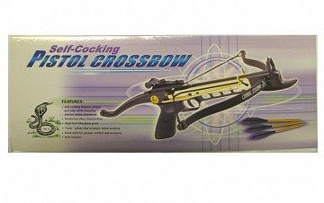 Pistolová kuše Fox MKE - A4 Cobra 80 lb. - 2