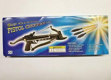 Pistolová kuše Fox MKE - A4E Cobra 80 lb.  - 2