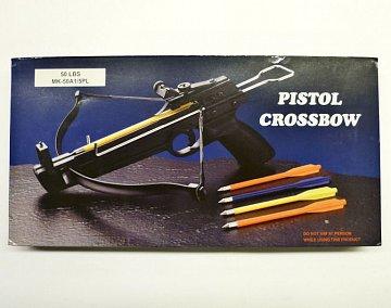 Pistolová kuše Fox MKE - B2 50 lb. - 2