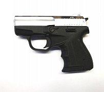 Plynová pistole ZORAKI 906 chrom cal. 9mm