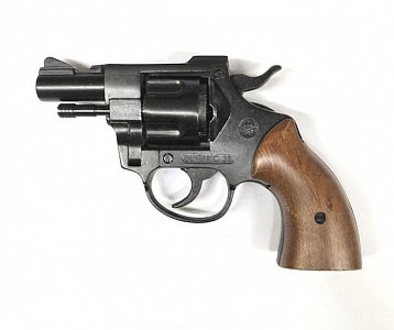 Plynový revolver BRUNI OLYMPIC 380 cal. 9mm - 1