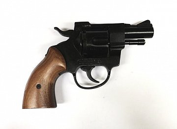 Plynový revolver BRUNI OLYMPIC 380 cal. 9mm - 2