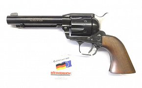 Plynový revolver Weihrauch Western S.A. cal.9mm