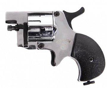 Revolver Ekol Arda lesklý chrom r. 4mm Flobert - 1