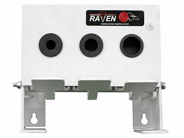Střelnice Raven Biatlon 3 - 1