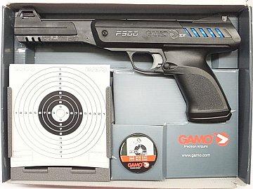 Vzduchová pistole GAMO P 900 IGT set cal. 4,5mm - 1