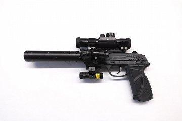 Vzduchová pistole GAMO PT85 Blowback - 1