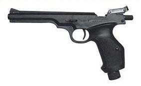 Vzduchová pistole LOV 21 4,5 mm