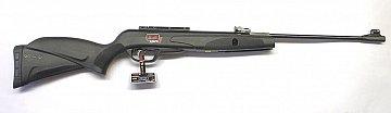 Vzduchovka GAMO Black Knight IGT cal. 4,5mm - 1